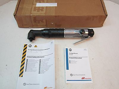 """Ingersoll Rand 7RLN3D6 Pneumatic 3/8"""" Drive 500 RPM Air Angle Wrench Nut Runner"""