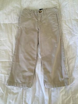 Baby Gap Toddler Boy Pants size 3T w/adjustable straps