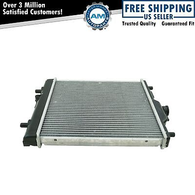 Radiator Assembly Plastic Tank Aluminum Core Direct Fit for Metro Firefly Swift