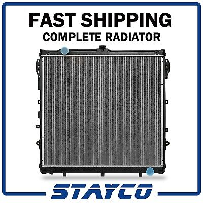 Car Aluminum Radiator for Sequoia for Tundra 4.6L/4.7L/5.7L V8 2008-2013