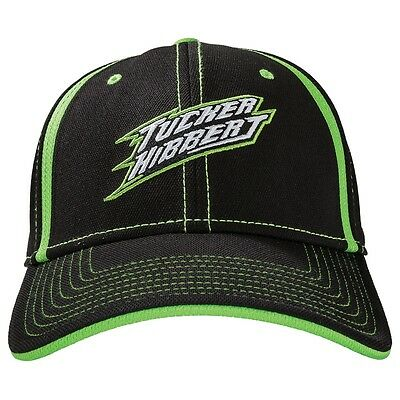 Arctic Cat Tucker Hibbert Team Arctic Polyester Cap - Black & Green - 5273-107