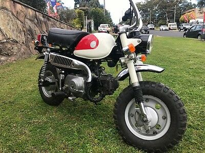 Honda Monkey Z50J 1975 - Classic - Collector's Item - Import - Vintage