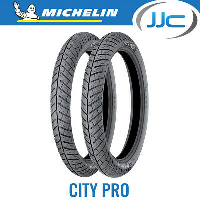 Michelin City Pro 90 90 18 (57P) TT Front / Rear Lightweight Motorbike Tyre
