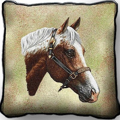 "17"" x 17"" Pillow - Appaloosa 1740"