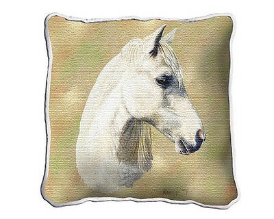 "17"" x 17"" Pillow - Welsh Pony 2365"