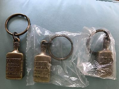 Three Knob Creek mint key chains