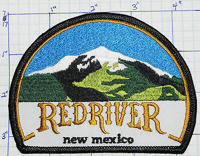New Mexico, Red River Police? Scenic Patch