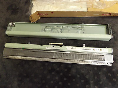 Rare Vintage Empisal KH-880 Knitting Machine ~ Machine Only, No Accessories