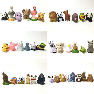 Random Lot 15 Fisher-Price Little People Farm Zoo Park Animals different figures