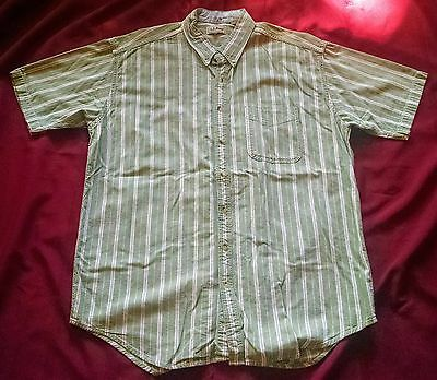 L.L. Bean Men's size extra large XL tall dress shirt