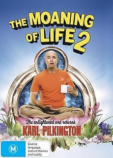 The Moaning of Life: Series 2 = NEW DVD R4