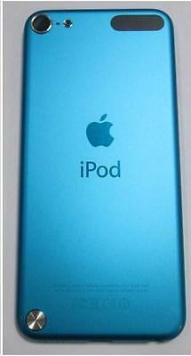 Genuine iPod Touch 5th Generation Housing Blue Grade B+ Genuine Apple Part