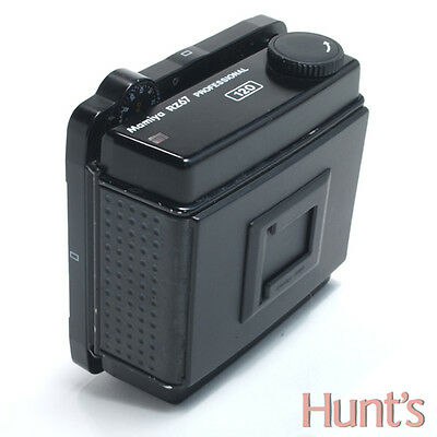 Mamiya Rz67 Professional 120 Roll Film Back ** Sold As Is **