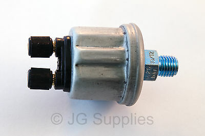 Oil Pressure 0-5 bar M12x1.5 Sender Unit replaces VDO unit Two Post