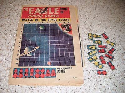 The Eagle Book Of Indoor Games 8 Page Suppliment: Vintage