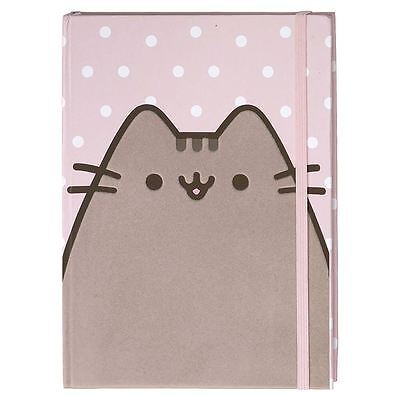 notebook Official Licensed GUND Cooking Pusheen Character Small 80 Page Notebook Jotter