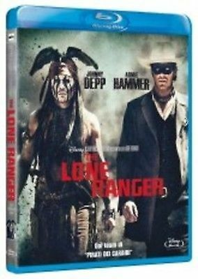 Blu Ray THE LONE RANGER ......NUOVO