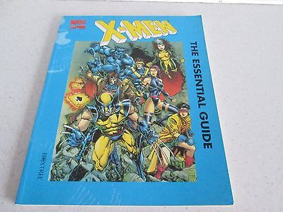 Marvel Comics X-Men The Essential Guide Boxtree Book Graphic Novel 1994