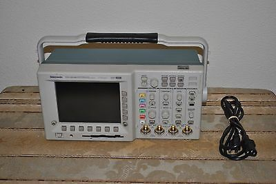 Tektronix TDS-3054B COLOR DPO Digital Phosphor Oscilloscope 500MHz 5GS/s w/CORD