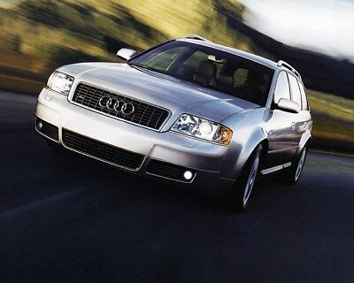 2003 Audi S6 Avant Factory Photo ca7770