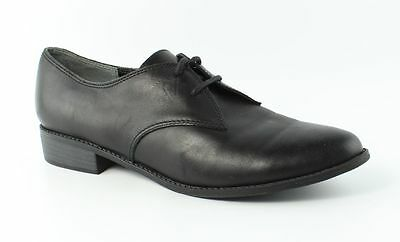 Seychelles Oxford Black Shoes Mens size 9.5 M New $100