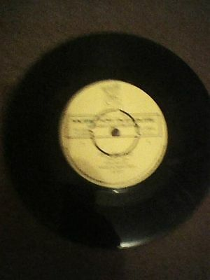 """OLD KING COLE & MY GRANDFATHERS CLOCK 7"""" Vinyl Single USED CONDITION"""