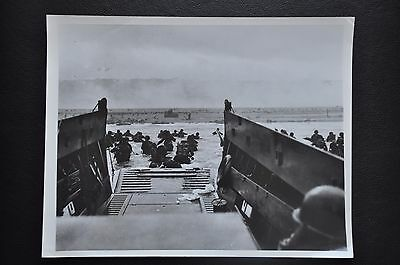 Photography  Robert F. Sargent  1944  Limited Edition Of 10 , D - Day    Photo