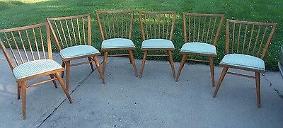Russel Wright/conant Ball Dining Table Chairs Tables  Mid Century Modern
