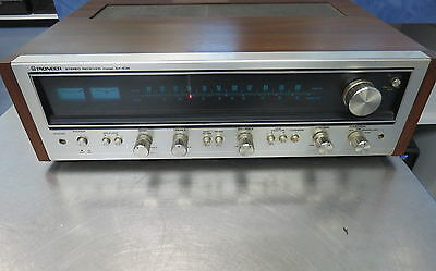 Classic-Pioneer-Model-SX-636-Stereo-Receiver