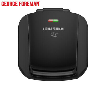 George Foreman Family Grill - Black