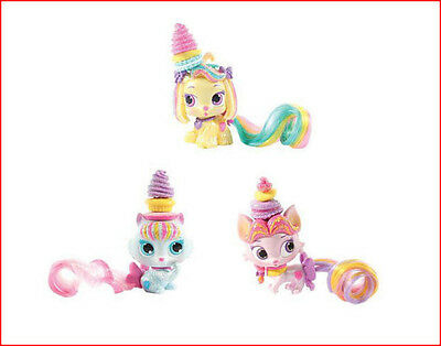 Princess Palace Pets SWEETIE TAILS Friends - SLIPPER Kitty ROUGE Cat DAISY Puppy