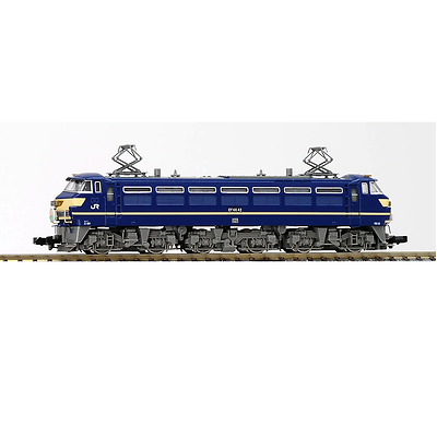 Tomix 9178 Electric Locomotive EF66 0 Later Version/Limited Express - N
