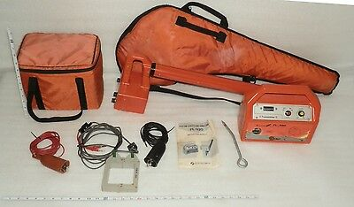 SubSurface PL-920 Pipe and Cable Locator with Storage Case & Operators Manual