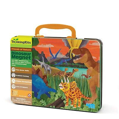ThinkingKits - Dinosaurier Magnete