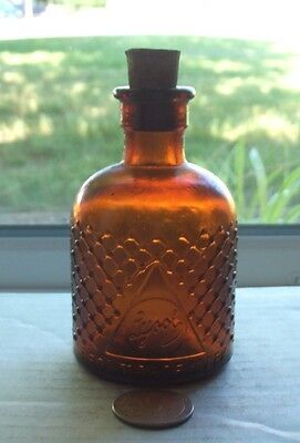 NICE JUG DRUG STORE POISON embossed, LYSOL, NOT TO BE TAKEN(XXXX PATTERN)