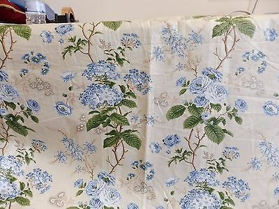 Jean Monro Fabric Amelia - Cotton Chintz