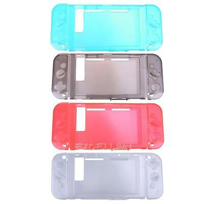 NS Crystal Protective Case Cover Console for Nintendo Switch Joy-Con Controller