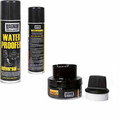 Hi-Tec - Magnum Waterproofer & Wax Regular Spider Mid Spray Wachs Zubehör