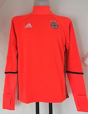 Bayern Munich 2016/17 Training Top By Adidas Size Adults Extra Small Brand New