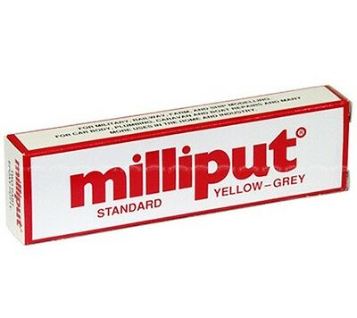 Standard MILLIPUT MASTIC ÉPOXY 2-STICK PAQUET 113g (114ml)