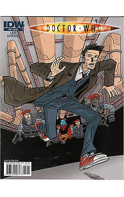 DOCTOR WHO  Issue No.12 Published by IDW June 2010