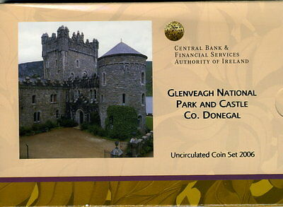 CHB - IRLAND KMS 2006 CLENVEAGH NATIONAL PARK & CASTLE(3,88 €) im Folder-stgl.