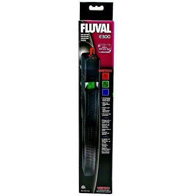 Fluval E300 Advanced Electronic Aquarium Heater 300 Watt Heat Water Fish Tank