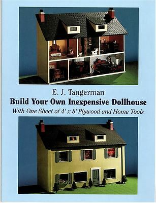 Build your own inexpensive Dollhouse - Puppenhaus-Buch - ISBN-13: 9780486234939