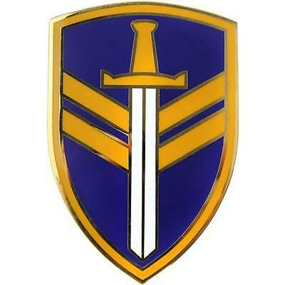 Vanguard ARMY COMBAT SERVICE IDENTIFICATION BADGE US ARMY FORCES COMMAND FORCOM