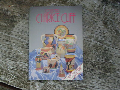 Collecting Clarice Cliff, Book by Howard Watson