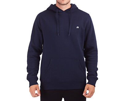 Russell Athletic Men's Core Hoodie - Navy Blue