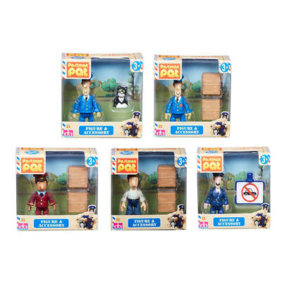 Postman Pat Figure & Accessory Pack CHOICE OF CHARACTER, ONE SUPPLIED, NEW