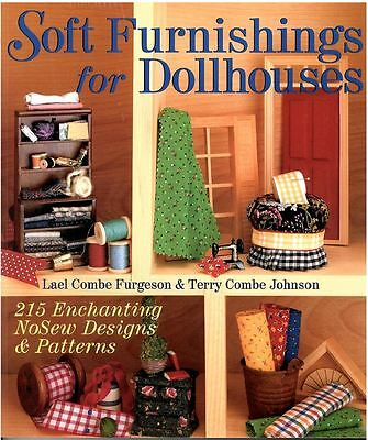 Soft Furnishings for Dollhouses - Puppenhaus-Buch - ISBN 0806949732