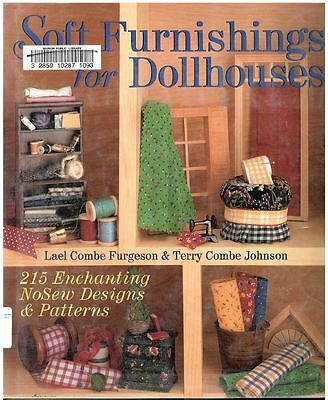 Soft Furnishings for Dollhouses - Puppenhaus-Buch - ISBN 080694286X
